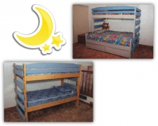 Mark Twain Series Bunk Beds
