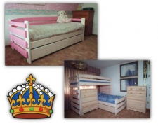 Royal Series Bunk Bed