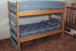 Mark Twain Stackable Bunk Bed