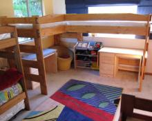 Twin/Twin Double Loft Bed